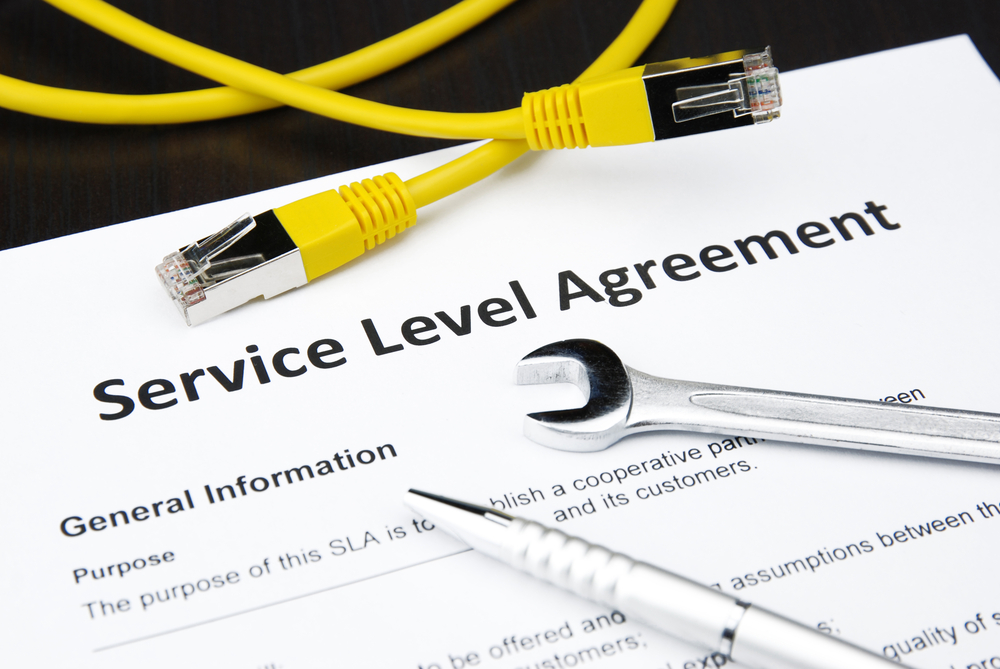 service level agreement,after sale services