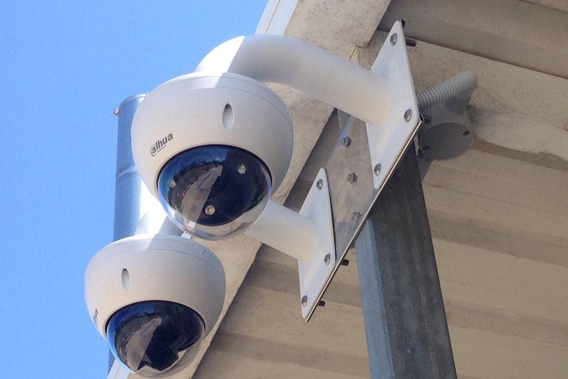Dahua IP camera installation in Lahore Pakistan